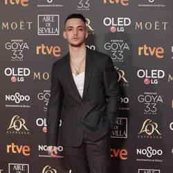 C Tangana en los Premios Goya 2019