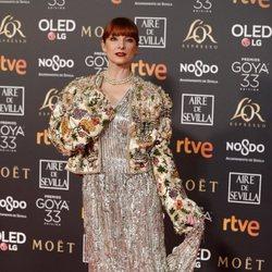 Najwa Nimri en los Premios Goya 2019