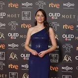 Leonor Watling en los Premios Goya 2019