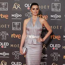 Penélope Cruz en los Premios Goya 2019