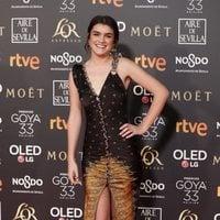 Amaia Romero en los Premios Goya 2019