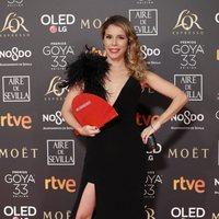 Athenea Mata en los Premios Goya 2019