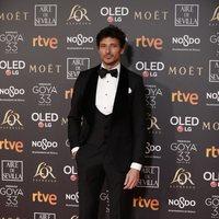 Andrés Velencoso en los Premios Goya 2019
