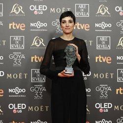 Isabel Peña, mejor guión original Goya 2019