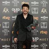 Coque Malla, Goya mejor canción original