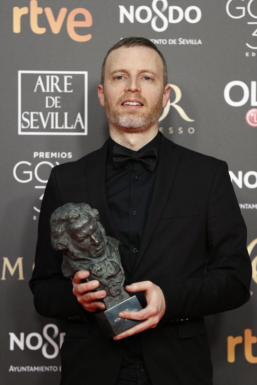 'El reino', mejor música original Goya 2019