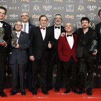 'Campeones', mejor película Goya 2019