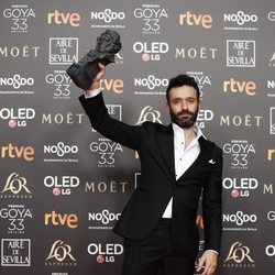 Rodrigo Sorogoyen, mejor dirección Goya 2019