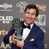 Antonio de la Torre, mejor actor protagonista Goya 2019