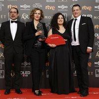 'Cerdita', mejor cortometraje de ficción Goya 2019