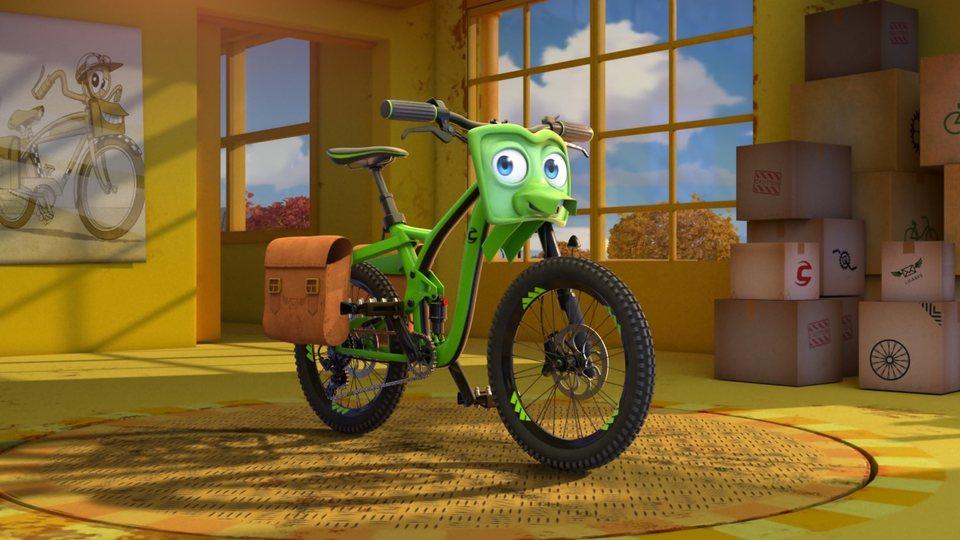 Bikes, fotograma 3 de 10