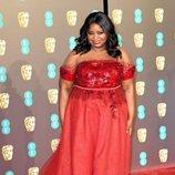 Octavia Spencer en la alfombra roja de los BAFTA 2019