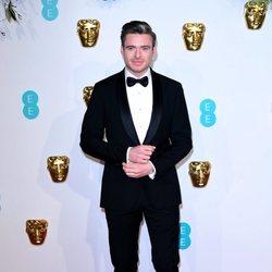 Richard Madden en la alfombra roja de los BAFTA 2019
