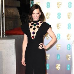 Cate Blanchett en la alfombra roja de los BAFTA 2019