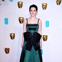 Rachel Brosnahan en la alfombra roja de los BAFTA 2019