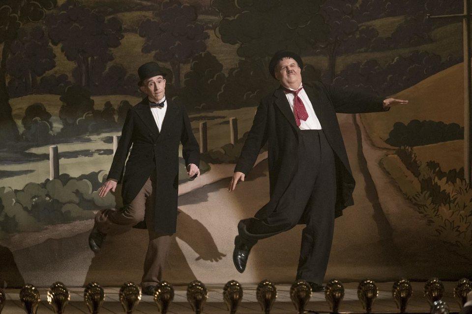El Gordo y el Flaco (Stan & Ollie), fotograma 8 de 47