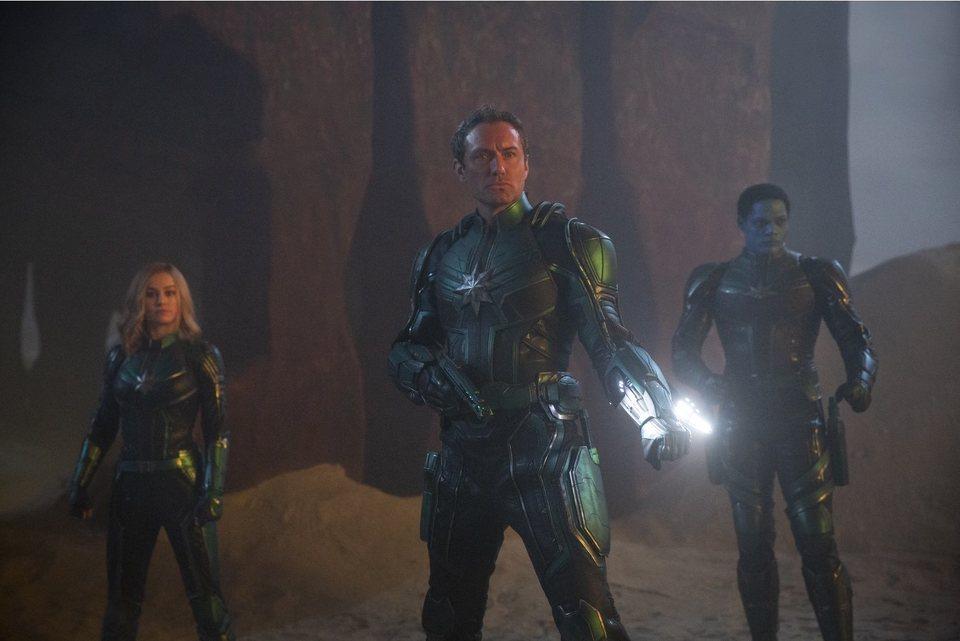 Captain Marvel, fotograma 16 de 56