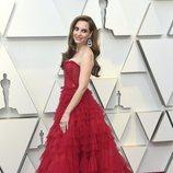 Marina de Tavira en la alfombra roja de los Oscar 2019
