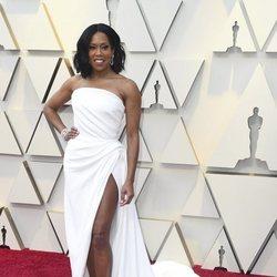 Regina King en la alfombra roja de los Oscar 2019