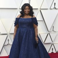 Octavia Spencer on the red carpet at the Oscars 2019
