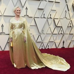 Glenn Close en la alfombra roja de los Oscar 2019