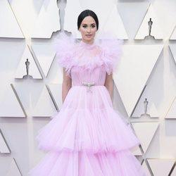 Kacey Musgraves en la alfombra roja de los Oscar 2019
