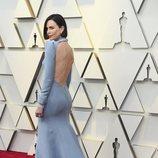 Charlize Theron en la alfombra roja de los Oscar 2019