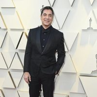 Javier Bardem on the red carpet at the Oscars 2019