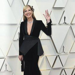 Allison Janney en la alfombra roja de los Oscar 2019