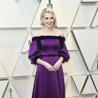 Lucy Boynton en la alfombra roja de los Oscar 2019