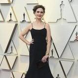 Emily Deschanel en la alfombra roja de los Oscar 2019