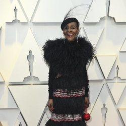 Cicely Tyson en la alfombra roja de los Oscar 2019