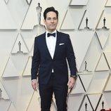 Paul Rudd en la alfombra roja de los Oscar