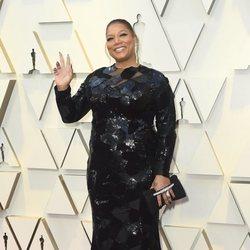 Queen Latifah en la alfombra roja de los Oscar 2019