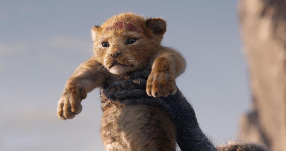 El rey león, fotograma 1 de 33
