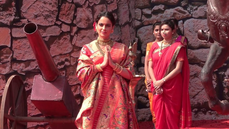 Manikarnika: The Queen Of Jhansi, fotograma 15 de 17