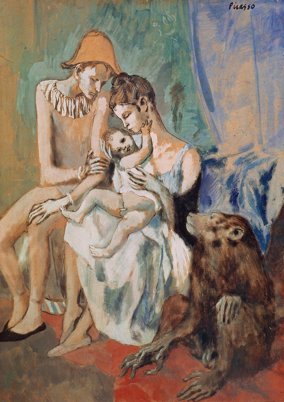 El joven Picasso, fotograma 1 de 3