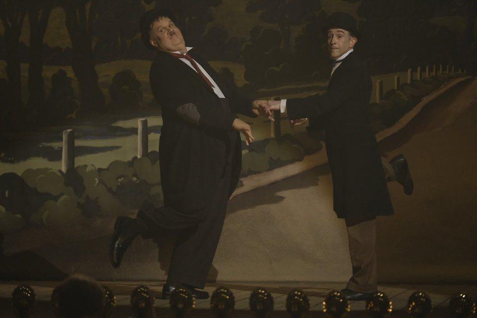 El Gordo y el Flaco (Stan & Ollie), fotograma 46 de 47