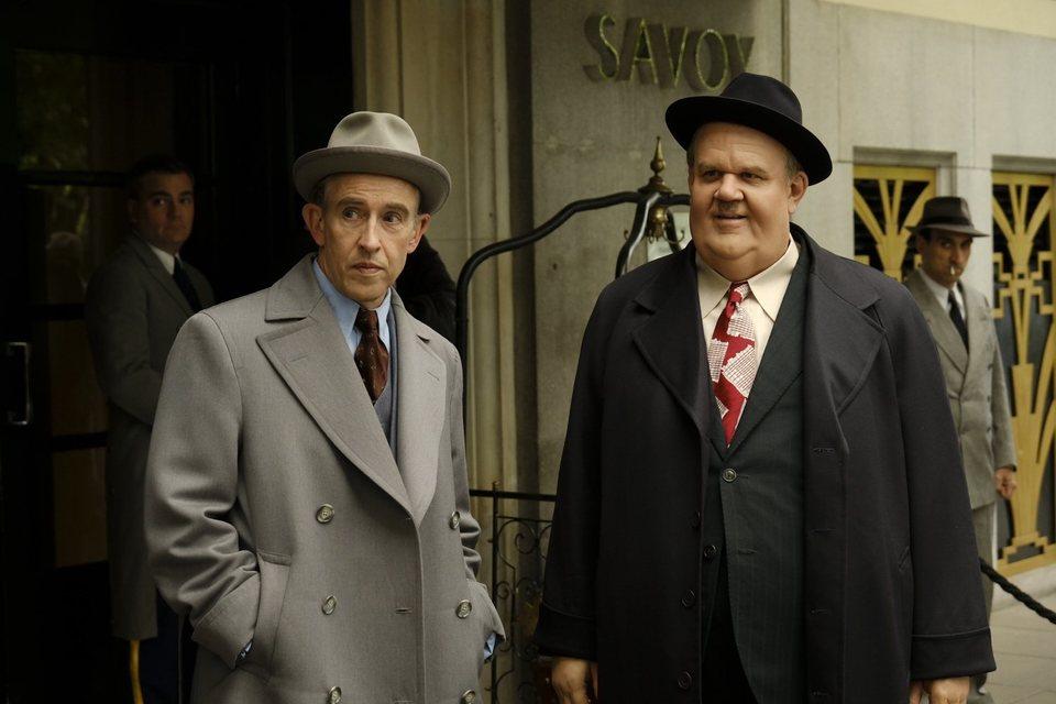 El Gordo y el Flaco (Stan & Ollie), fotograma 45 de 47