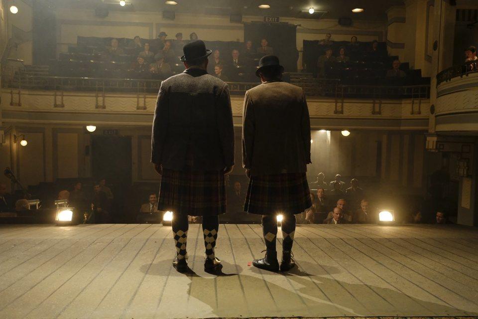 El Gordo y el Flaco (Stan & Ollie), fotograma 36 de 47