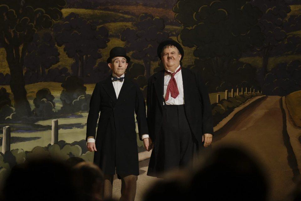 El Gordo y el Flaco (Stan & Ollie), fotograma 27 de 47