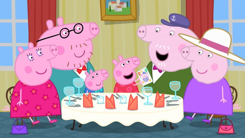 Peppa Pig: Festival of Fun, fotograma 3 de 11
