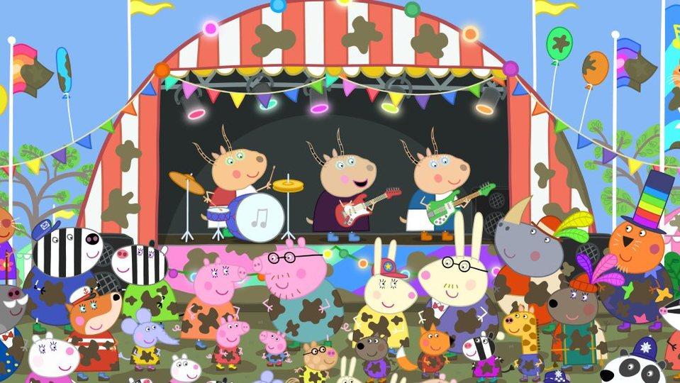 Peppa Pig: Festival of Fun, fotograma 1 de 11