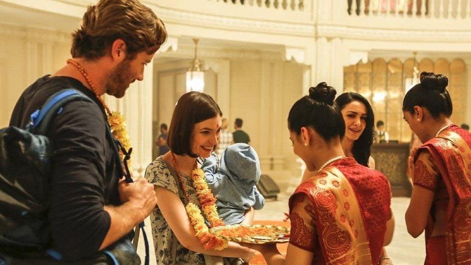 Hotel Bombay, fotograma 2 de 13