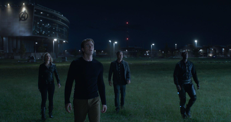 vengadores avengers endgame pelicula trama trailer entradas estreno cine