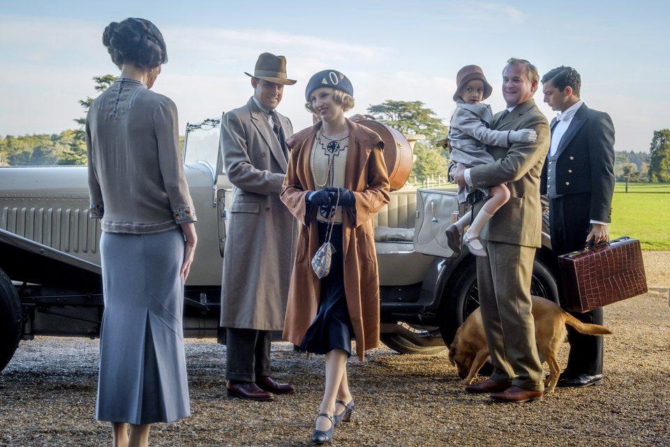 Downton Abbey, fotograma 3 de 40