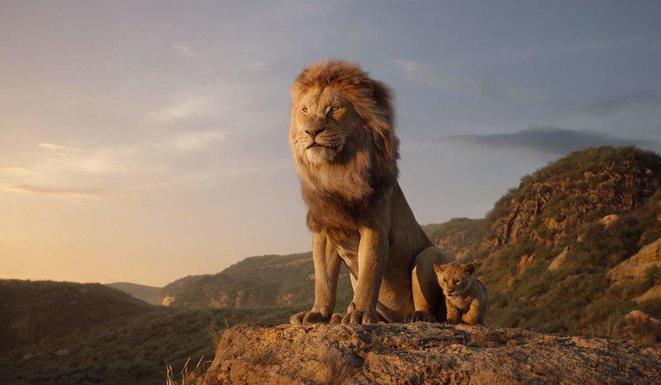 El Rey León, fotograma 2 de 33