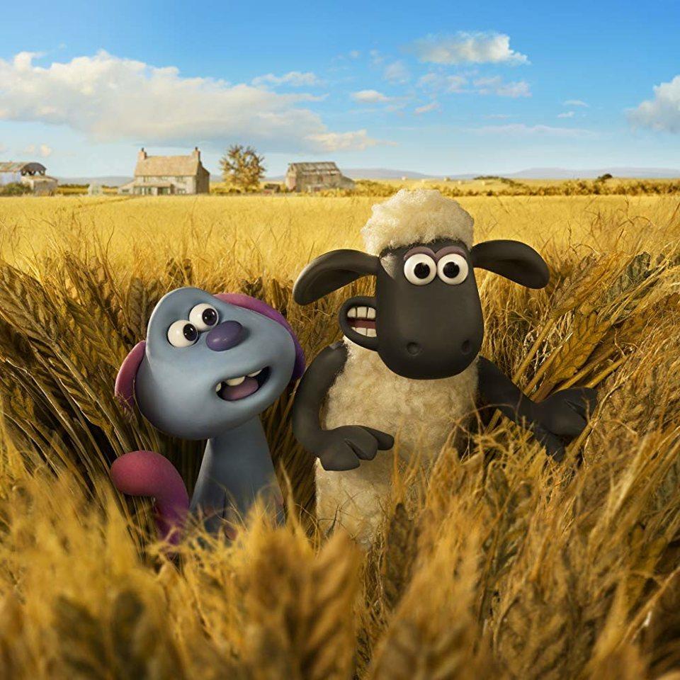 La oveja Shaun. La película: Granjaguedon, fotograma 3 de 52