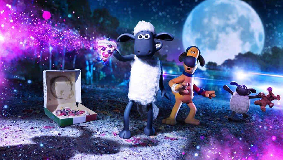 La oveja Shaun. La película: Granjaguedon, fotograma 2 de 52