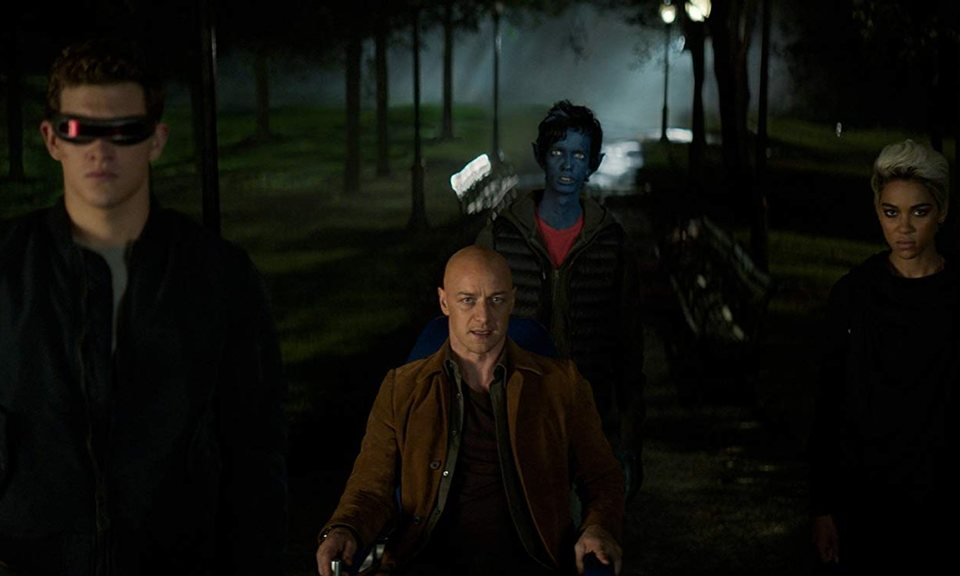 X-Men: Fénix Oscura, fotograma 4 de 11